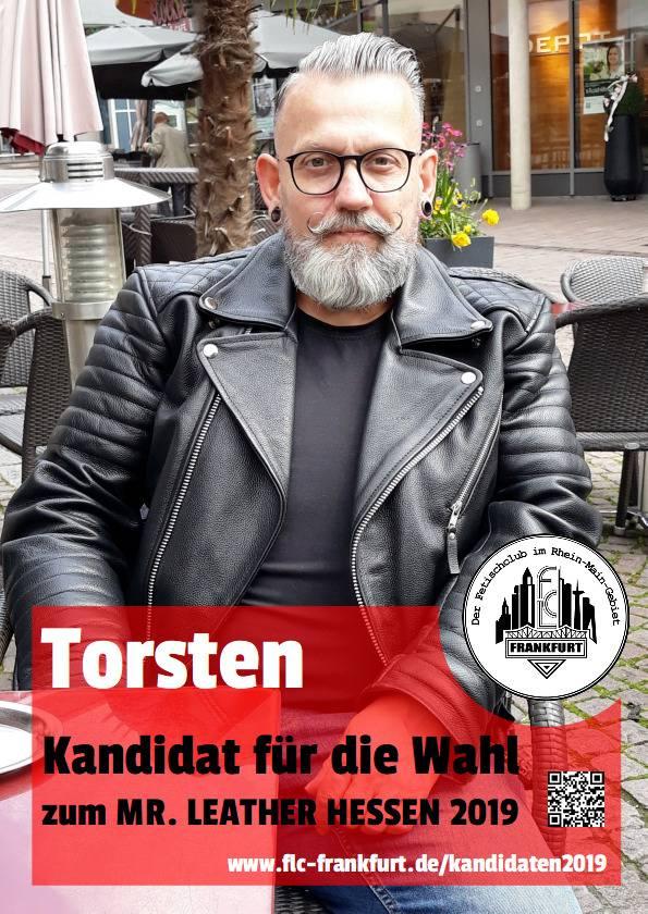 Mr Leather Hessen Kandidat Torsten