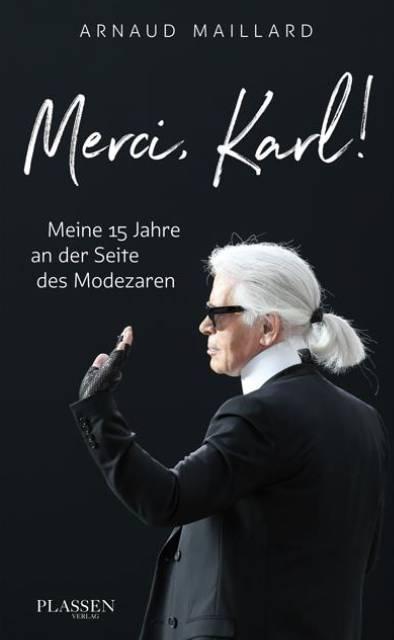"""Merci, Karl!"" Lagerfeld"