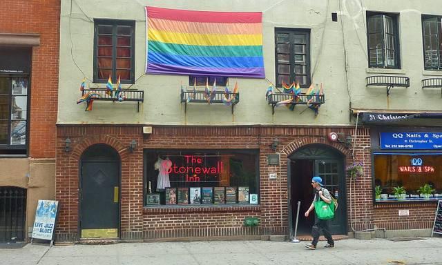 Stonewall-Empfang