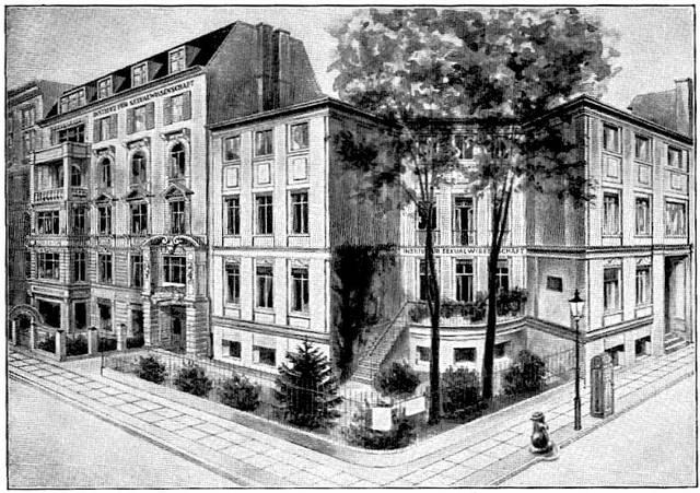 Institut für Sexualwissenschaft