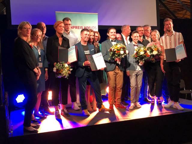 Medien- und JUGEND Medienpreis HIV/Aids