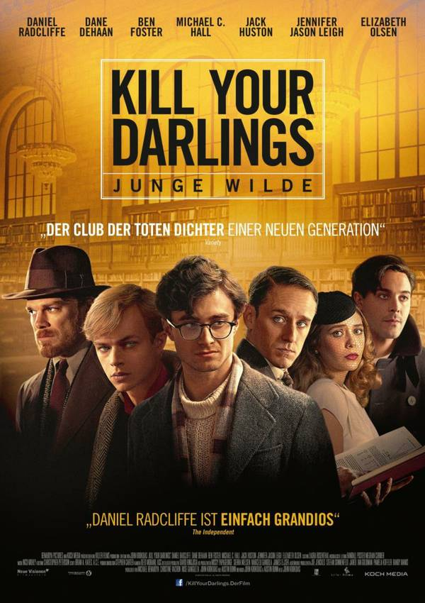 Kill Your Darlings Radcliffe