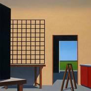 The Anxiety of Modernity II, 2012/Öl auf Leinwand