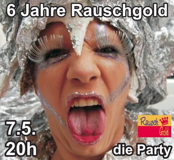 6 JAHRE RAUSCHGOLD Sally