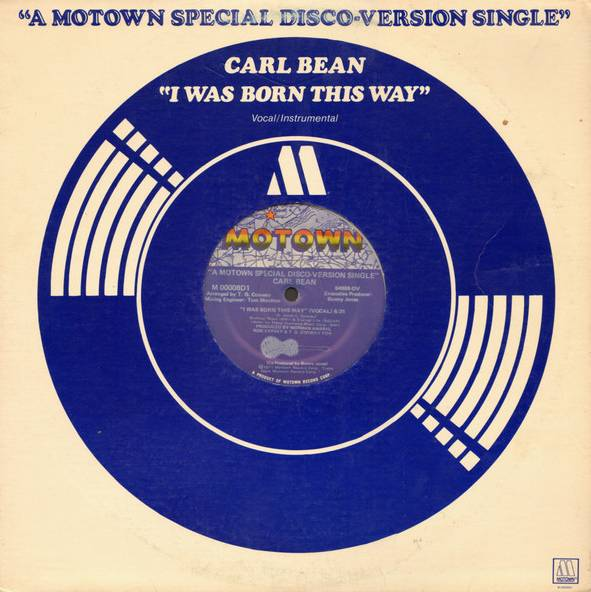 Carl Bean, Motown