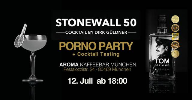 Stonewall 50 PORNO PARTY