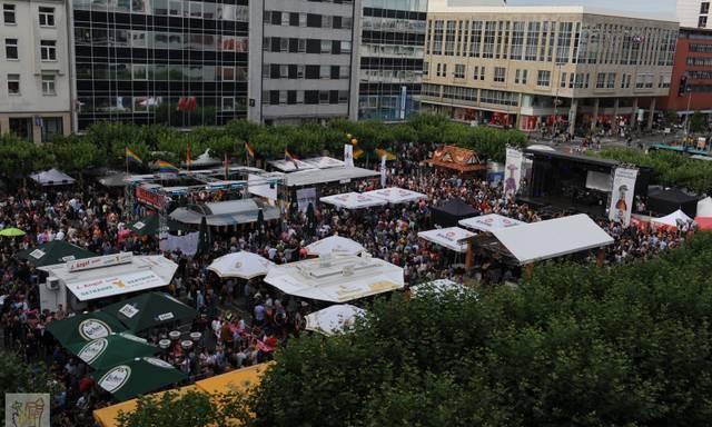 CSD FFM Festplatz