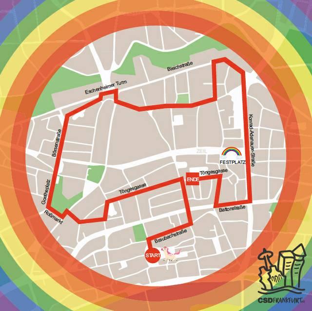 CSD FFM Demo Route