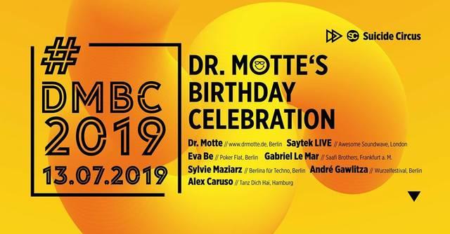 Dr. Motte Suicide Circus