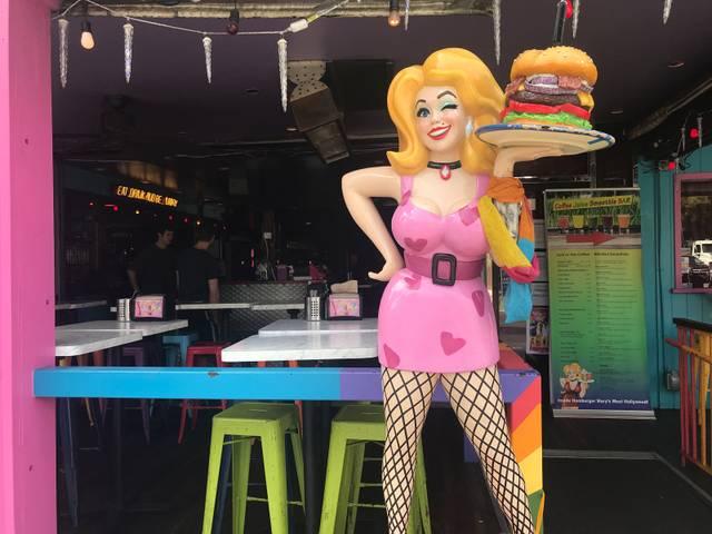 Hambuger Marys West Hollywood
