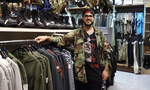 Nato Shop - Tarek