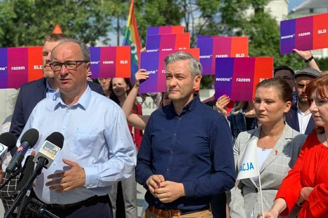 Marsch gegen Gewalt PL