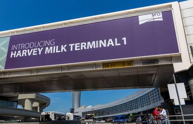 Harvey Milk Terminal