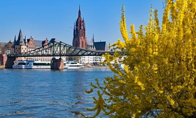 Stadtspaziergang Frankfurt