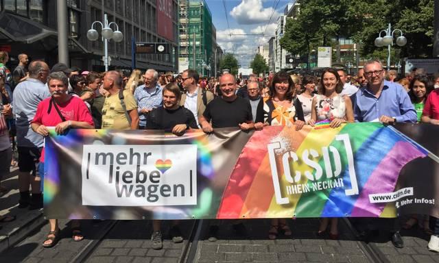 CSD Rhein-Neckar 2018