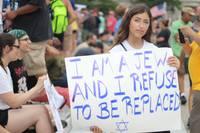 Demo Trump Antisemitismus
