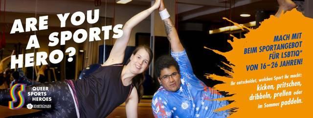 Queer Sport Heroes