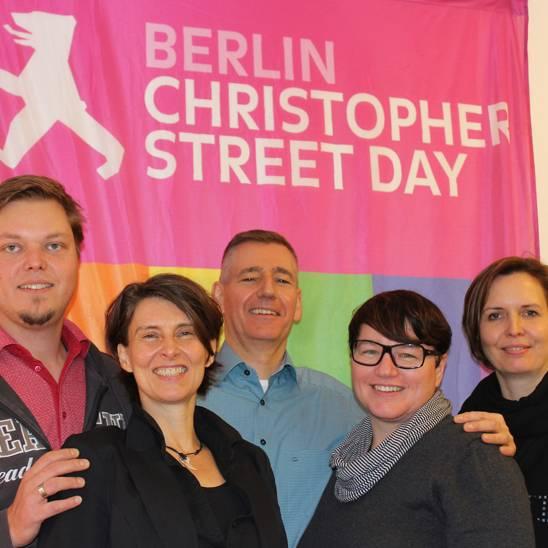 © Foto: CSD Berlin