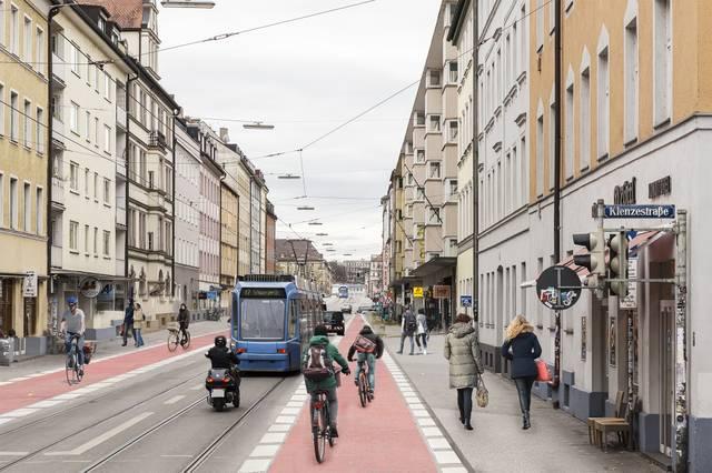 Fraunhoferstraße München