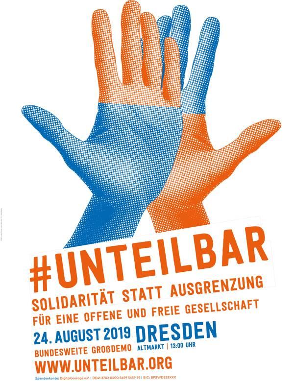 #untreilbar
