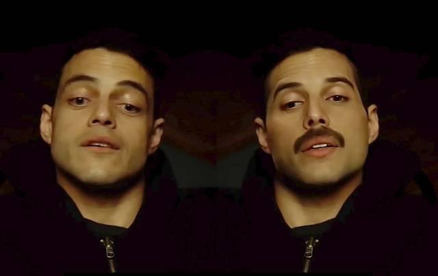 #Deepfake 🎞 Freddie Mercury ist Rami Malek