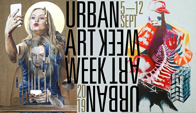 Urban Art Week & Berlin Art Week 2019