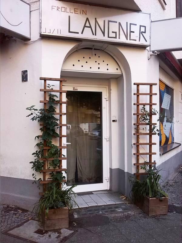 Das Frollein Langner in Neukölln