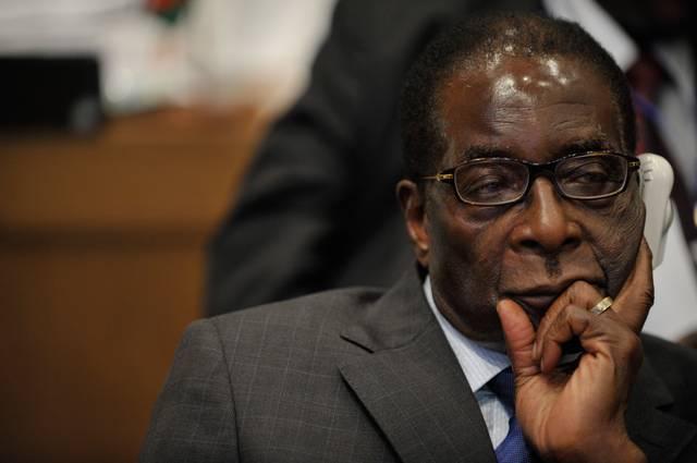 Robert Mugabe 2009