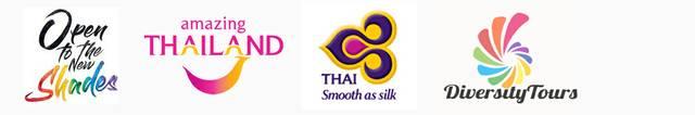 Logo Thailand Diversity