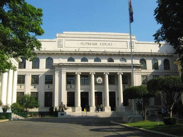 Oberster Gerichtshof Philippinen