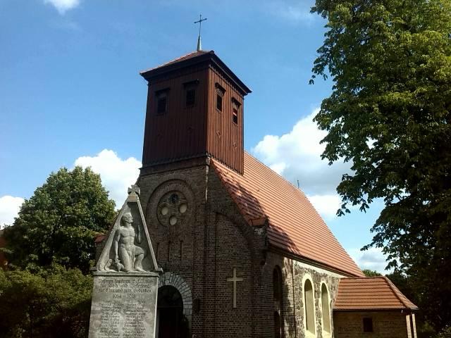 Kirche in Bestensee