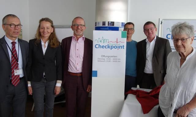 Checkpoint Frankfurt