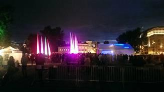 PridePark vor dem Rathaus / Foto: Christian Knuth
