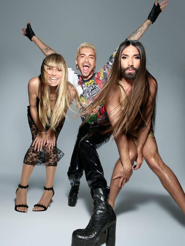 Heidi, Bill und Conchita / Queen of Drags