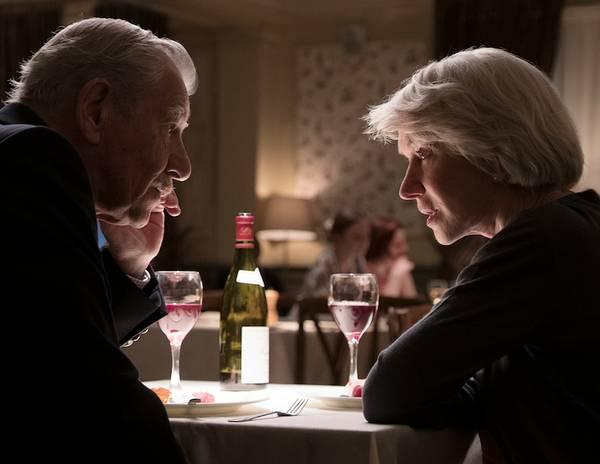 Sir Ian McKellen und Helen Mirren