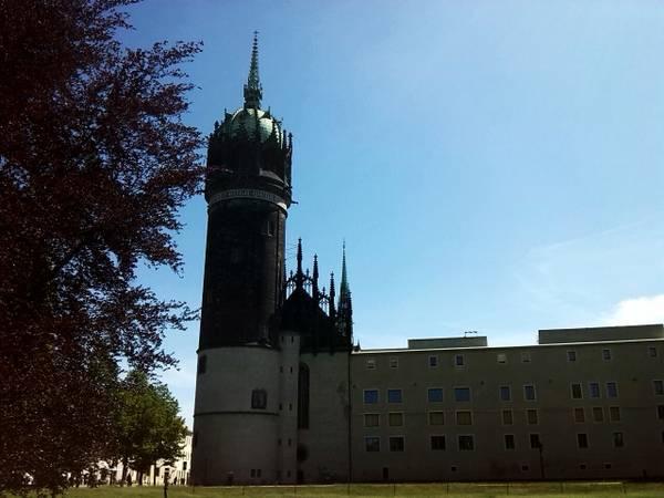 Lutherstadt Wittenberg Burg 2019 Mai.jpg