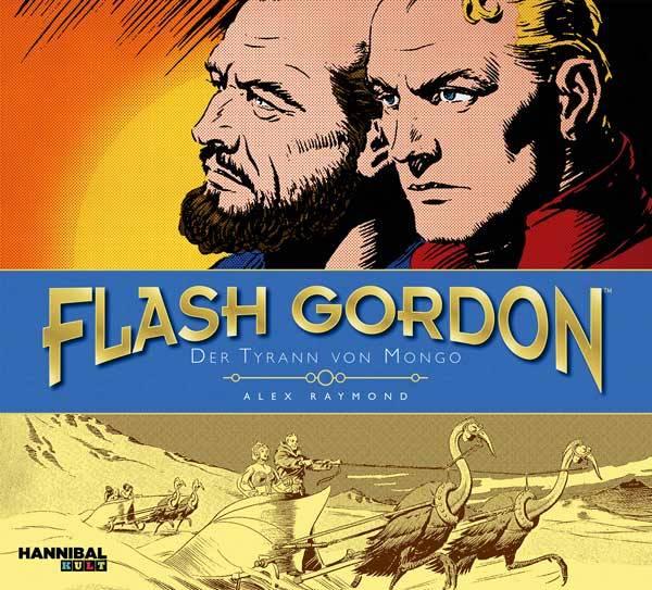 Flash Gordon – Der Tyrann von Mongo