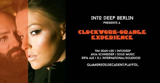 Clockwork Orange Experience Provocateur
