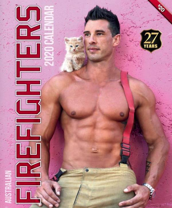 2020 Firefighters Calendar 'Cat Calendar'2.png