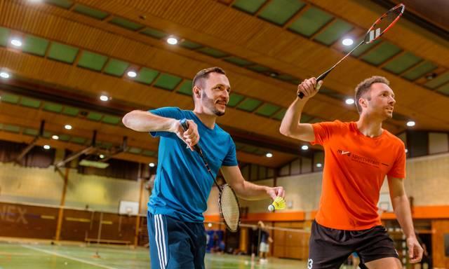 MVD Badminton
