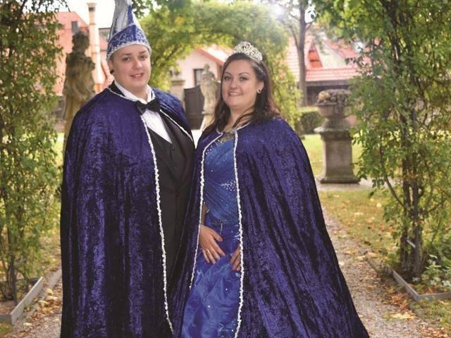 Lesbisches Prinzenpaar Nürnberg