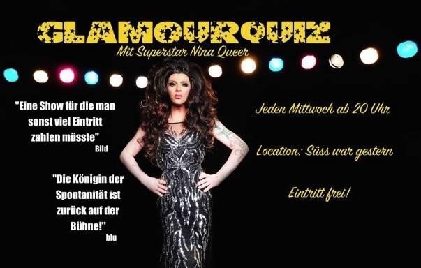Glamourquizz Nina Queer