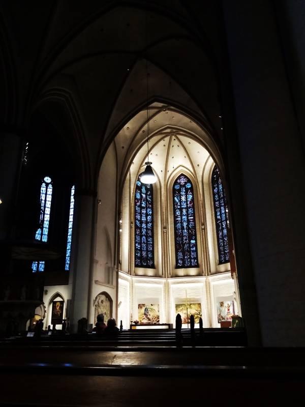 Christen Gott Kirche
