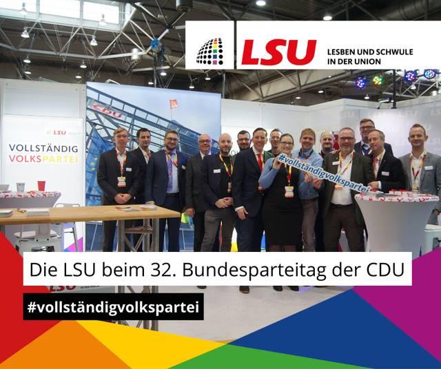 LSU / CDU
