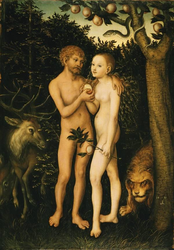 Lucas_Cranach_d.Ä._-_Adam_und_Eva_im_Paradies_(1531,_Gemäldegalerie,_Berlin).jpg