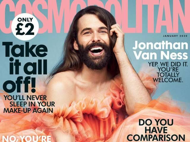 Jonathan Van Ness Cosmopolitan