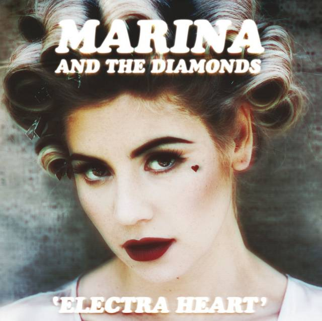 marina ELECTRA HEART