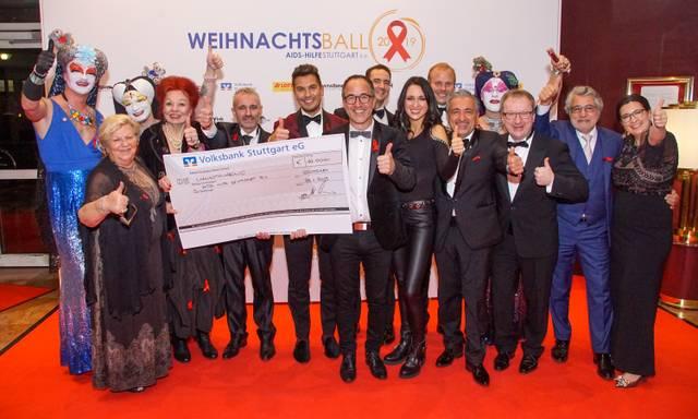 Stuttgarter Ballnacht 2019