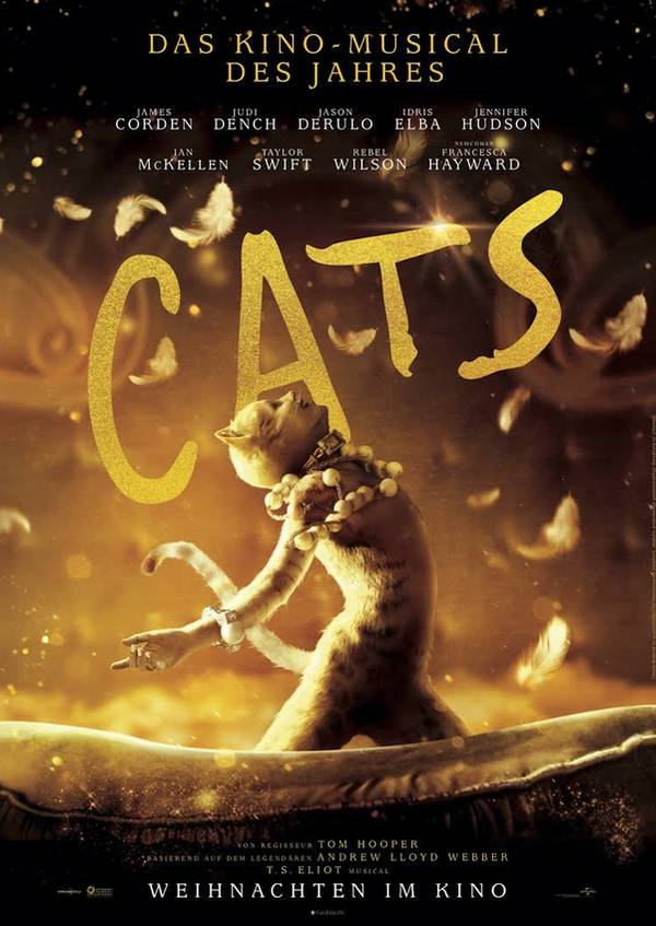 Cats, Foto: Universal Pictures Germany