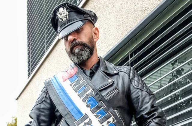Mr Leather BaWue